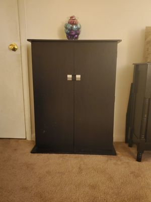 Cd/dvd/game cabinet. for Sale in Richmond, VA
