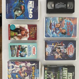 Disney VHS Tape Lot for Sale in Los Angeles, CA