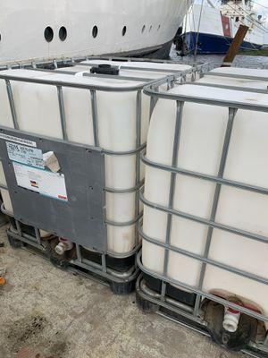 275 gallon totes $40 each for Sale in Stockton, CA
