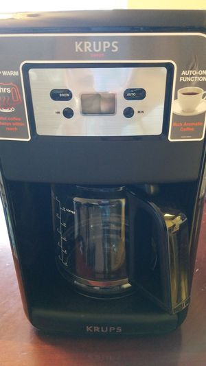 Krups coffee maker for Sale in Columbus, OH