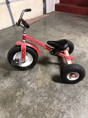 Tricycle with air up tires !, for Sale in Joplin, MO
