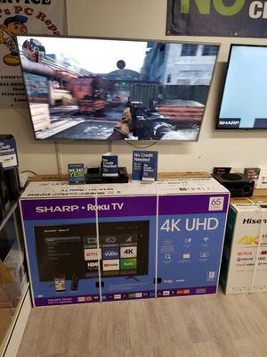 65 inch tv 4k smart for Sale in Chino Hills, CA
