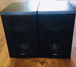 Boston CR67 speaker's for Sale in Fountain Valley, CA