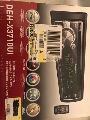 Pioneer cd RDS receiver.. autoradip cd rd5 &Alpine 61/2' 240 watts Peak 60 watts RMS for Sale in Berkeley Township, NJ