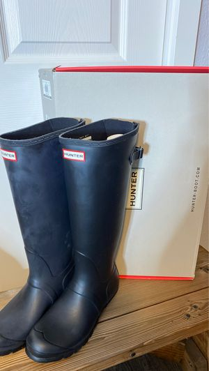 HUNTER Original Tall Rain boot for Sale in Washougal, WA