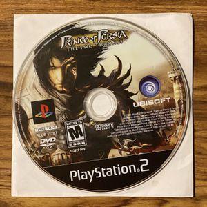 Principe De Persia Juego, Prince Of Persia Game, Ps2 Game, PlayStation 2 for Sale in Hialeah, FL