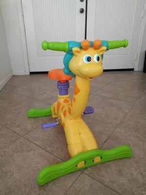 VTech Ride and Learn Giraffe Bike for Sale in Phoenix, AZ