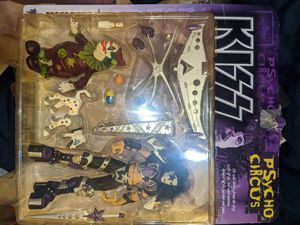 Kiss collectible action figures for Sale in Los Angeles, CA