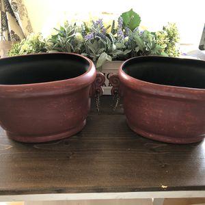 Beautiful Plant Pots for Sale in Lexington, KY