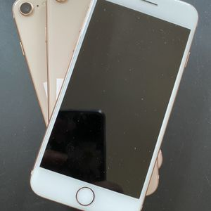 Factory unlocked apple iphone 8 64 gb, store warranty $230 each for Sale in Boston, MA