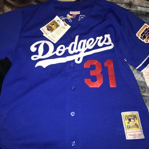 LA Dodgers Jersey (Mitchell and Ness ) for Sale in Grand Prairie, TX