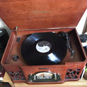 Electronome Record Player FM Radio Vinyl LP Player for Sale in Seattle, WA