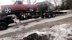 2 cars trailer for Sale in West Chicago, IL