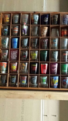 Shot Glas collection for Sale in Milwaukie, OR