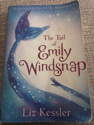 Book: The Tail of Emily Windsnap by Liz Kessler, paperback for Sale in Miami, FL