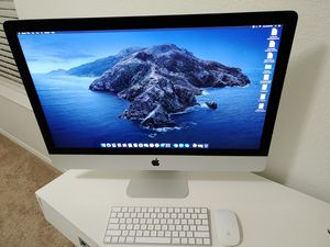 "27"" Apple iMac with Retina 5k display late 2015 for Sale in Rockwall, TX"