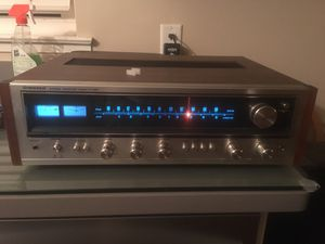 Vintage 1974 pioneer SX 535 stereo receiver for Sale in San Jose, CA