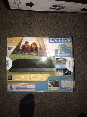 "intex 10"" air mattress for Sale in Everett, WA"