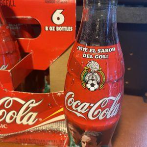 Coca Cola Bottles Collectibles Collection Coke's Coke for Sale in Santa Ana, CA