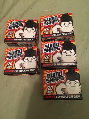 Sumo Snaps for Sale in Phoenix, AZ