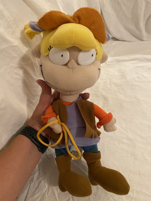 Plush Angelica Doll from Rugrats for Sale in Chandler, AZ