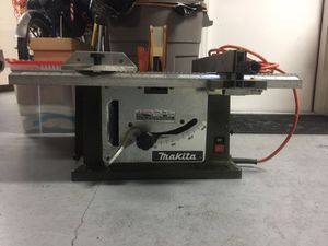 Tools - Makita table saw for Sale in Spring Hill, FL