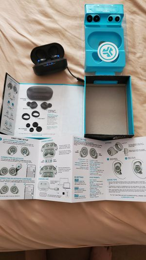 JLab JBuds Air Bluetooth Headphones for Sale in Albany, NY