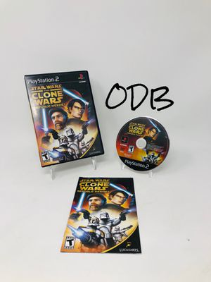 Star Wars Clone Wars Republic Heroes - PlayStation PS2 for Sale in Parkville, MO