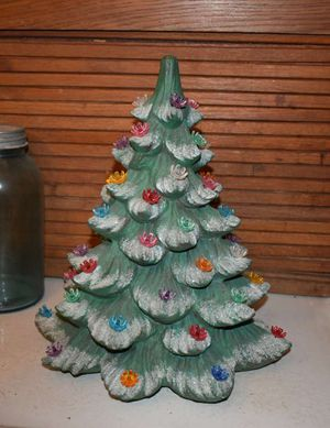 Ceramic Christmas tree for Sale in Inwood, WV
