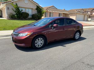 Honda civic year 2012 lx for Sale in Oceanside, CA