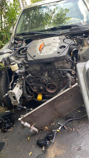 2003 infinity parts only or work with buying whole car for Sale in Berlin, CT