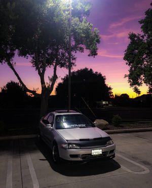 1994 Honda Civic EX Coupe for Sale in Modesto, CA