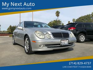 2003 Mercedes-Benz E-Class for Sale in Anaheim, CA