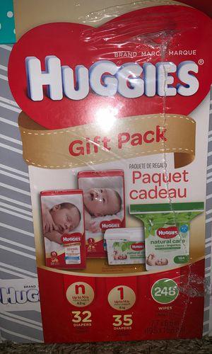 Huggies Gift Pack for Sale in San Diego, CA