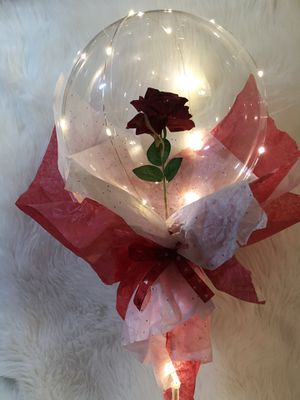 Rose balloon 🎈 🌹 for Sale in Kent, WA