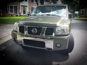 ✅I sell urgently 2005 Nissan Titan $1400 for Sale in Vancouver, WA