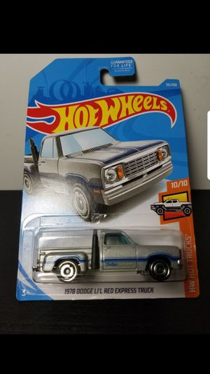 Hot Wheels collection for sale for Sale in Santa Fe Springs, CA