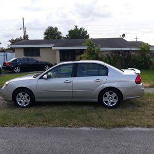 2006 Chevy Malibu Ls clean title for Sale in Miami, FL