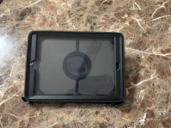 iPad gen 6 otter box with stand