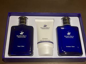 Beverly Hills Polo 🐎 Club Blue Homme Unisex 3 Piece Skin Care Kit - Brand New In Original Packaging! for Sale in Buford, GA