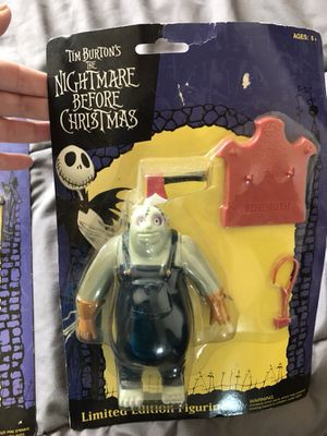 Nightmare Before Christmas toy in package for Sale in Brooklyn, NY