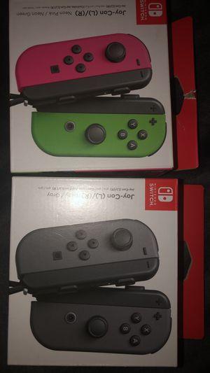 Nintendo switch game controls for Sale in Orange, CA
