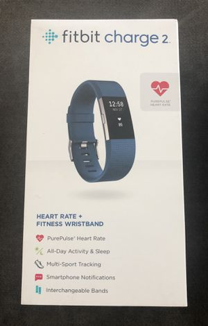 Fitbit charge 2 for Sale in Murrieta, CA