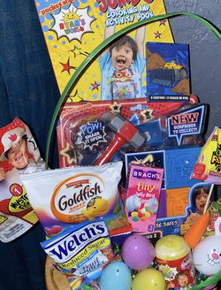 Ryan's World Easter Basket for Sale in Dallas,  TX