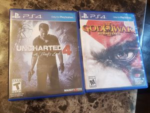 Ps4 games for Sale in Greenville, SC