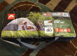 Ozark Trail 3 Person Tent for Sale in Alhambra, CA
