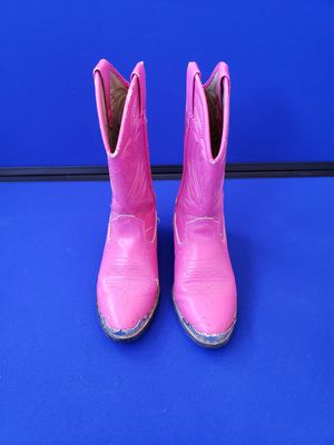 ADORABLE PINK LITTLE COWGIRL BOOTS for Sale in El Paso, TX