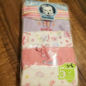 New Gerber Baby Girl Onesies 6-9m for Sale in Vancouver, WA