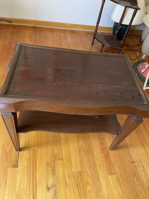 Vintage end table for Sale in Parma, OH