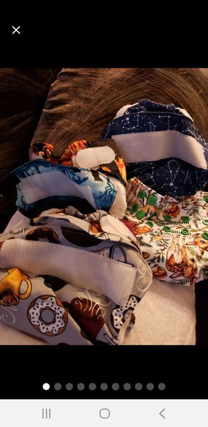 Newborn bamboo diapers for Sale in Ontario, CA